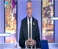 فيديو| أحمد موسى يبكي على الهواء