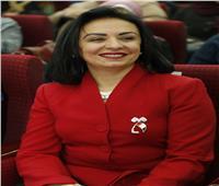 مايا مرسي تفتتح حفل مستشفى بهية للكشف المبكر لسرطان الثدي