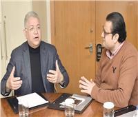 حوار| د.جمال شيحة: مؤسسة جديدة للصحة بالقارة خلال تولي مصر رئاسة الاتحاد