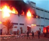 إصابة 28شخص في اختناق بمصنع زبادي بكرموز بالإسكندرية