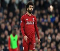 محمد صلاح يقود تشكيل ليفربول أمام بيرنلى