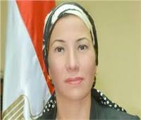 وزيرة البيئة تتابع أعمال البرنامج الوطني لإدارة المخلفات الصلبة بكفر الشيخ