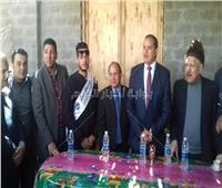 سوهاج تطلق أول قافلة شاملة بقرية الشيخ مكرم