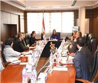 وزيرة التخطيط تلتقي بالمدير الإقليمي لمكتب البنك الدولي