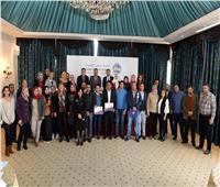«شعبة منتجي الأسمنت» تكرم الصحفيين الذين اجتازوا الدورة التدريبية الأولى