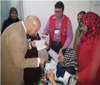 توقيع الكشف الطبي على مليون و٣٩٧ ألف مواطنًا في حملة «١٠٠مليون صحة» بالشرقية