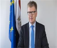 سفير الاتحاد الأوروبي يشيد بدور مصر في استضافة لاجئي سوريا