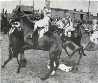 حكايات| مع «قبلة حلوة».. ميت يفوز بسباق العمر للخيول