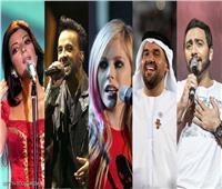 3 نجوم عرب و2 أجانب يشاركون في غناء نشيد «الأولمبياد الخاص»