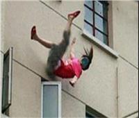 مصرع فتاة بعد سقوطها من الطابق الـ14بالمطرية
