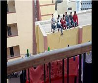 بالصور.. «بوابة أخبار اليوم» ترصد الإهمال بمدرسة قطور الثانوية بالغربية