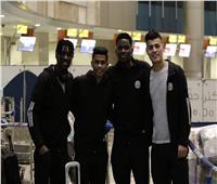 بعثة الإسماعيلي تغادر مطار القاهرة في طريقها إلى تونس