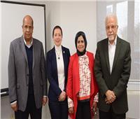 «التخطيط» تعقد محاضرة تعريفية حول رؤية مصر 2030 بالجامعة الألمانية