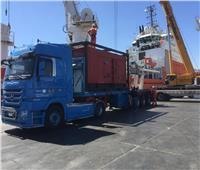 «ميناء سفاجا»: وصول طرود بوزن 300 طن لميناء سفاجا