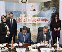 صور| مركز معلومات مجلس الوزراء يوقع بروتوكول تعاون مع محافظة أسيوط