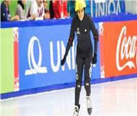 عائشة النعيمي تحمل شعلة الألعاب العالمية للأولمبياد الخاص بأبوظبي