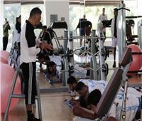 الإسماعيلي يكتفي بتدريبات استشفائية بتونس تجنبا للإجهاد