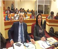 مايا مرسي تشارك في أعمال الدورة 63 للجنة وضع المرأة بالأمم المتحدة