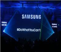 فيديو| سامسونج تطلق هواتف «S10 و A Series» بمصر