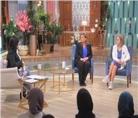 شيرين رضا تكشف كواليس اختيارها سفيرة لحملة «إيد بتسلم إيد»