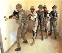 استمرار فعاليات التدريب المشترك المصري البريطاني «أحمس-1»