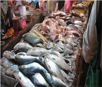 أسعار الأسماك في سوق العبور اليوم ١٥ مارس