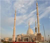 بث مباشر| شعائر صلاة الجمعة من مسجد الفتاح العليم بالعاصمة الإدارية