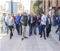 انتخابات الصحفيين  مسيرة لصحفيين أخبار اليوم بقيادة عمرو الخياط