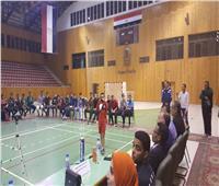 لأول مرة.. جامعة أسيوط تعلن كرة الريشة الطائرة ضمن ألعاب القرية الأولمبية