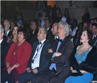 وزيرة الثقافة: السينما خير وسيلة لتوحيد الشعوب