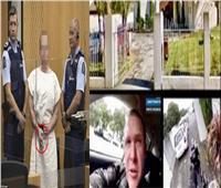 مرتكب مجزرة نيوزيلندا يستفز المسلمين بإشارة عنصرية في أول ظهور له بالمحكمة