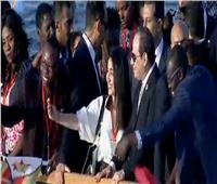 بث مباشر| بدء فعاليات ملتقى الشباب العربي الأفريقي بأسوان