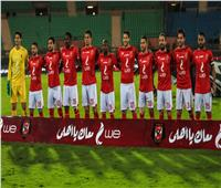 انطلاق مباراة الأهلي وشبيبة الساورة الجزائري
