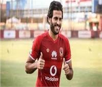 مروان محسن يتقدم للأهلي بالهدف الأول