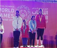 صور| جوائز مصر مستمرة في أولمبياد أبوظبي الخاص.. آخرها ذهبية وفضية التزلج