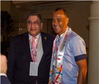 «كافو» و«دروجبا» يشاركان في الألعاب العالمية للأولمبياد الخاص