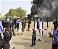 حريق يقتل 8 أشخاص ويشرد الآلاف في مخيم بشمال شرق نيجيريا