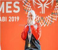 فيديو| المصرية هبه مجدي تحصد ذهبية العاب القوى بالاولمبياد الخاص في أبوظبي