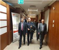 رئيس مصلحة الجمارك يغادر الي عمان لحضور إجتماعات اللجنة المشتركة