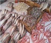 ثبات في «أسعار الأسماك» بسوق العبور الأحد