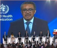 فيديو| مدير منظمة الصحة العالمية يوجه رسالة لأفريقيا عبر منتدى الشباب