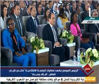 فيديو| الرئيس السيسي يشاهد فيلمًا تسجيليًا عن تطوير المستشفيات بمصر