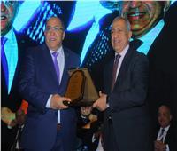 تكريم «أبو سنه» خلال فعاليات المؤتمر الدولي للنقل البحري «مارلوج 8»