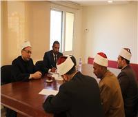 «البحوث الإسلامية» تبدأ الاختبارات والمقابلات الشخصية لمبعوثي الأزهر خلال رمضان