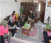 تنشيط السياحة تُنظم رحلات لطلاب جامعة أسيوط بـ«الدير المعلق»