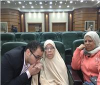 ام المثالية الاولي علي محافظة القاهرة : رغم الصعوبات كرست حياتي لابنائي
