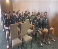 غريب يجتمع بلاعبي «المنتخب الأولمبي» في أول أيام معسكر إسبانيا