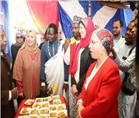 صور| «كلنا واحد» احتفالية «علاج طبيعي القاهرة» بـ «يوم الشعوب»