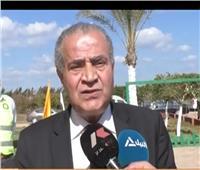 فيديو| وزير التموين: رفع كفاءة المصانع الغذائية يضمن ثبات الأسعار