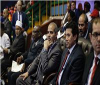 وزير الشباب والرياضة: أفريقيا تزخر بالمواهب التي يجب دعمها ورعايتها